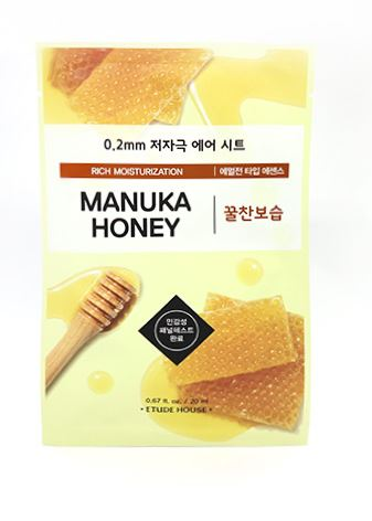 ETUDE HOUSE-Therapy-Air-maseczka-z-miodem Manuka
