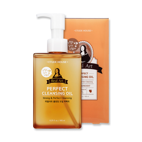 ETUDE HOUSE-Real-Art-Cleansing-Oil-Perfect-185ml