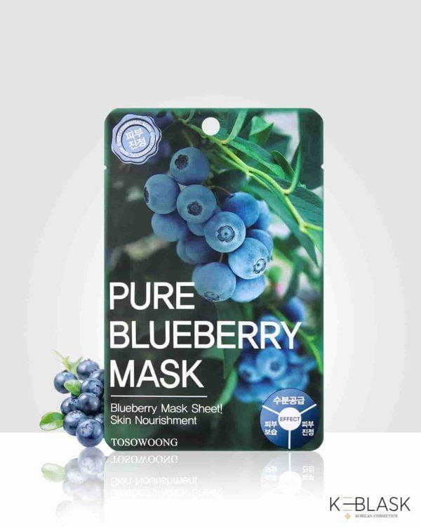TOSOWOONG-Pure-Mask-maseczki-w-płachcie-borowka