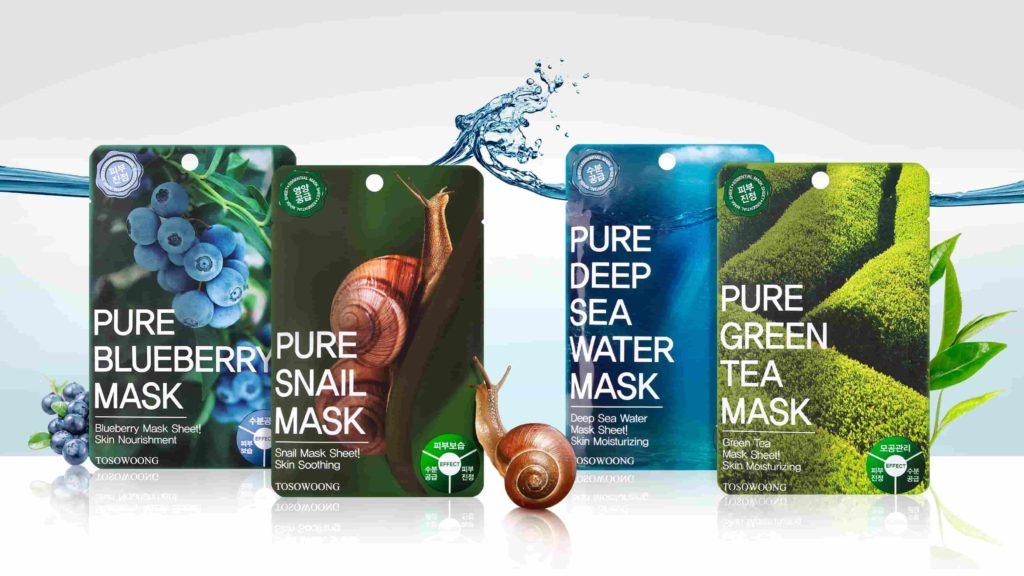 TOSOWOONG-Pure-Mask-maseczki-w-płachcie