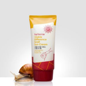 LA-FERME-Visible-Difference-Snail-Sun-Cream-70g-SPF50+PA+++
