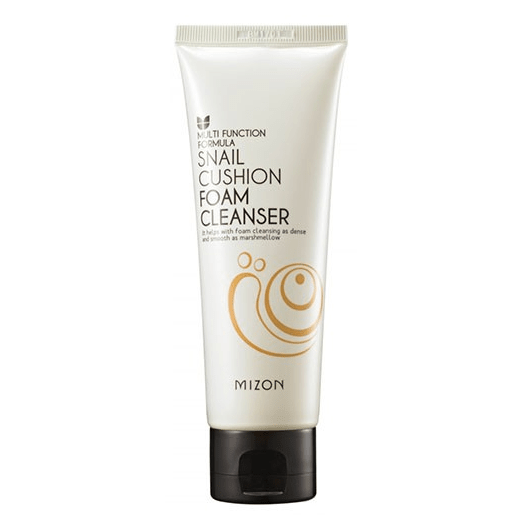 Mizon-Snail-Cushion-Foam-Cleanser-120ml