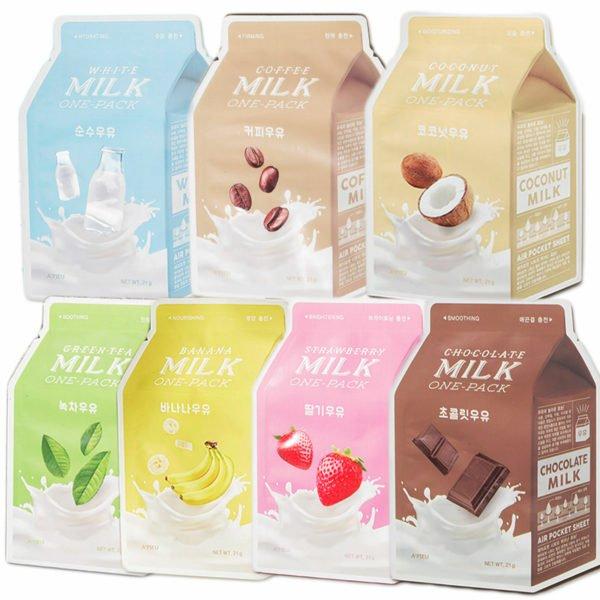 A'PIEU-Milk-One-Pack-maseczka-w-plachcie
