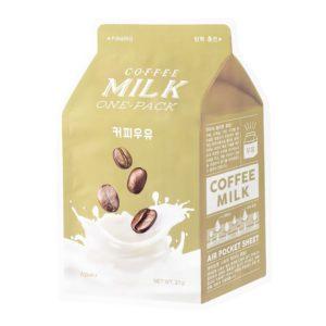 A'PIEU-Milk-One-Pack-maseczka-w-plachcie-kawa