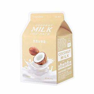 A'PIEU-Milk-One-Pack-maseczka-w-plachcie-banan-kokos