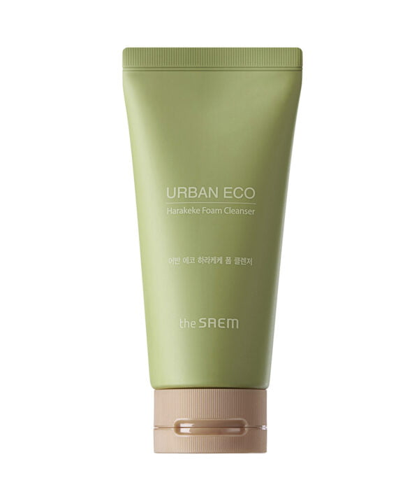 urban-eco-harakeke-foam-cleanser-the-seam